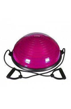 Балансировочная платформа Power System Balance Ball Set PS-4023 Pink