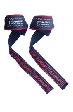 Кистевые ремни Power System XTR-Grip Straps PS-3430