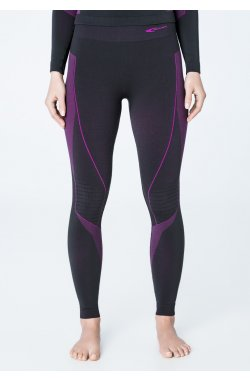 Термокальсоны жен. Accapi Polar Bear ong Trousers Woman 934 black/cyclamen /XXL