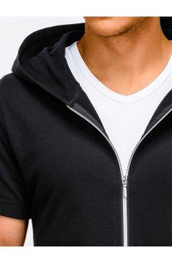 Свитшот мужской с надписью S933 - Серый