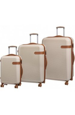 Набор чемоданов IT Luggage VALIANT/Cream IT16-1762-08-3N-S176