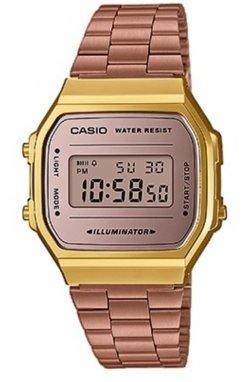 Часы Casio A168WECM-5EF мужские наручные Япония