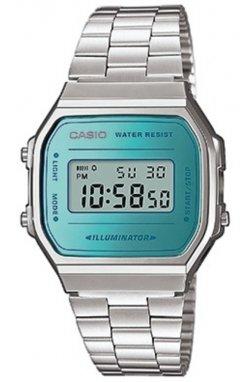 Часы Casio A168WEM-2EF мужские наручные Япония