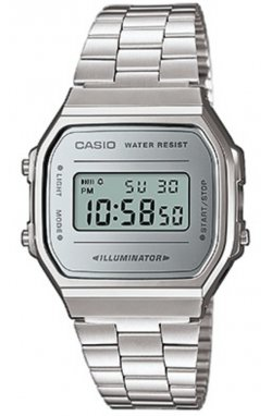 Часы Casio A168WEM-7EF мужские наручные Япония