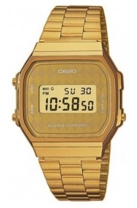 Часы Casio A168WG-9BWEF мужские наручные Япония