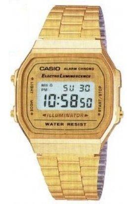 Часы Casio A168WG-9E мужские наручные Япония