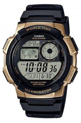 Часы Casio AE-1000W-1A3 (А) мужские наручные Япония
