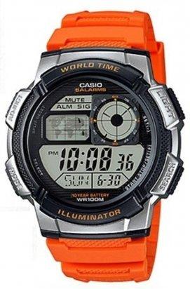 Часы Casio AE-1000W-4B мужские наручные Япония