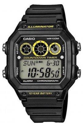 Часы Casio AE-1300WH-1AVEF мужские наручные Япония