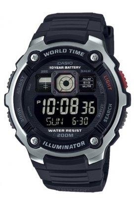 Часы Casio AE-2000W-1BVEF мужские наручные Япония