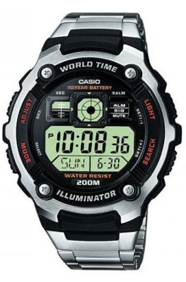 Часы Casio AE-2000WD-1AVEF мужские наручные Япония