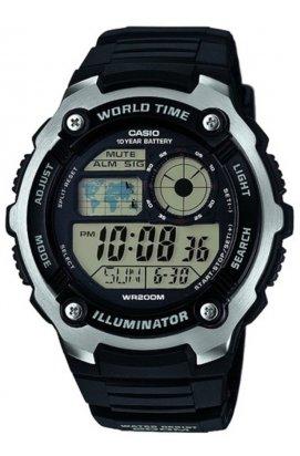Часы Casio AE-2100W-1AVEF мужские наручные Япония