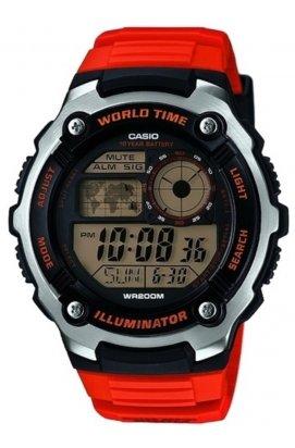 Часы Casio AE-2100W-4AVEF мужские наручные Япония