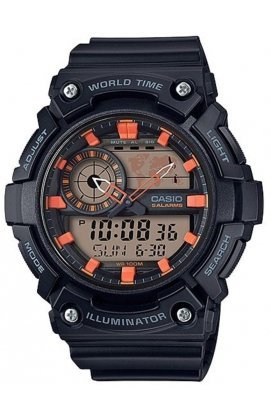 Часы Casio AEQ-200W-1A2VEF мужские наручные Япония