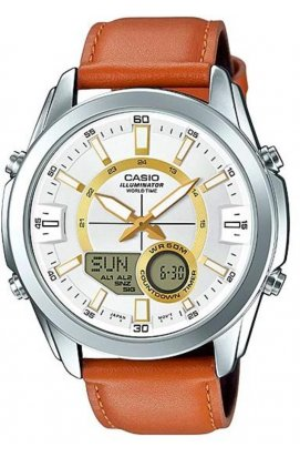 Часы Casio AMW-810L-5A мужские наручные Япония