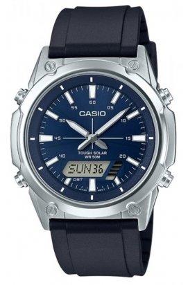 Часы Casio AMW-S820-2A мужские наручные Япония