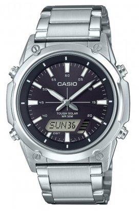 Часы Casio AMW-S820D-1A мужские наручные Япония