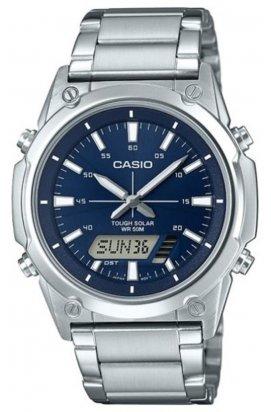 Часы Casio AMW-S820D-2A мужские наручные Япония
