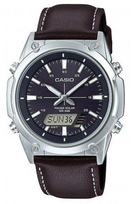 Часы Casio AMW-S820L-1A мужские наручные Япония