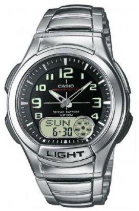 Часы Casio AQ-180WD-1BVEF мужские наручные Япония