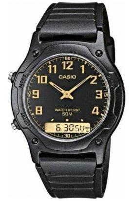 Часы Casio AW-49H-1BVEF мужские наручные Япония