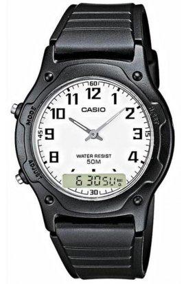 Часы Casio AW-49H-7BVEF мужские наручные Япония