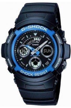 Часы Casio AW-591-2AER мужские наручные Япония