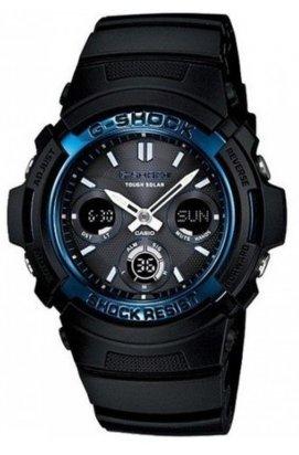 Часы Casio AWG-M100A-1AER мужские наручные Япония