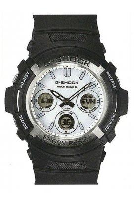 Часы Casio AWG-M100S-7AER мужские наручные Япония
