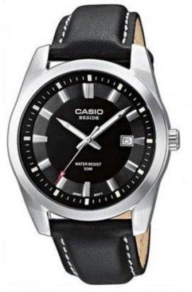 Часы Casio BEM-116L-1AVEF мужские наручные Япония