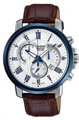 Часы Casio BEM-520BUL-7A3VDF мужские наручные Япония