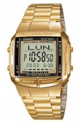 Часы Casio DB-360GN-9AEF мужские наручные Япония