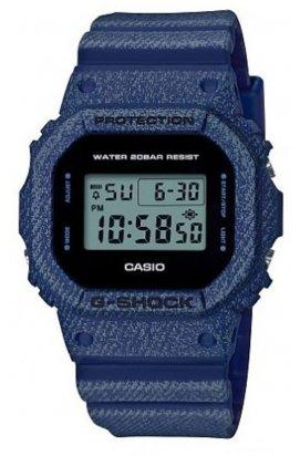 Часы Casio DW-5600DE-2ER мужские наручные Япония
