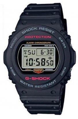 Часы Casio DW-5750E-1ER мужские наручные Япония
