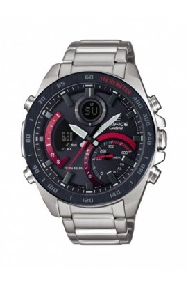 Часы Casio ECB-900DB-1AER мужские наручные Япония