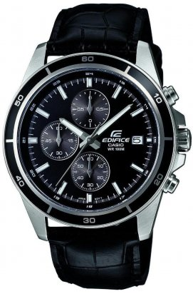 Часы Casio EFR-526L-1AVUEF мужские наручные Япония