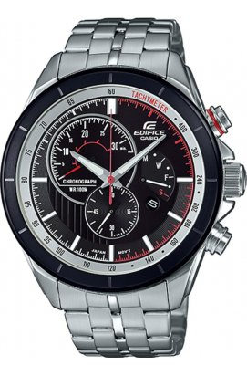 Часы Casio EFR-561DB-1BVUEF мужские наручные Япония