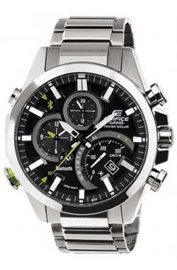 Часы Casio EQB-501D-1AMER мужские наручные Япония
