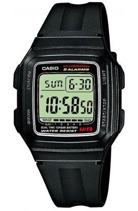 Часы Casio F-201WA-1AEF мужские наручные Япония