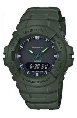 Часы Casio G-100CU-3AER мужские наручные Япония