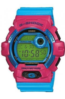Часы Casio G-8900SC-4ER мужские наручные Япония