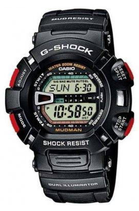 Часы Casio G-9000-1VER мужские наручные Япония