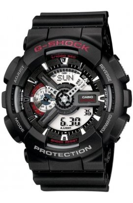 Часы Casio GA-110-1AER мужские наручные Япония