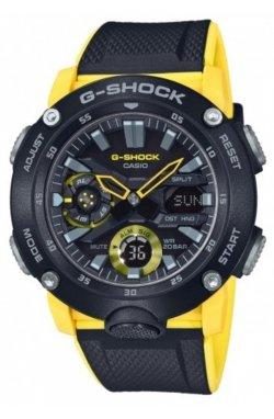 Часы Casio GA-2000-1A9ER мужские наручные Япония