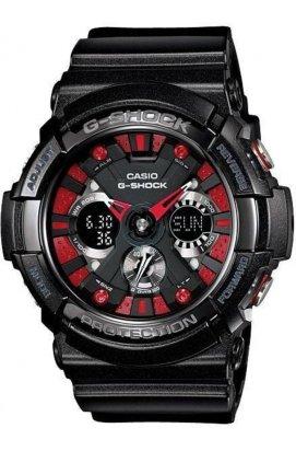 Часы Casio GA-200SH-1AER мужские наручные Япония