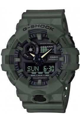 Часы Casio GA-700UC-3AER мужские наручные Япония