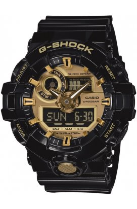 Часы Casio GA-710GB-1AER мужские наручные Япония