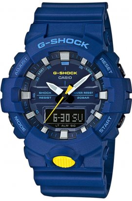 Часы Casio GA-800SC-2AER мужские наручные Япония