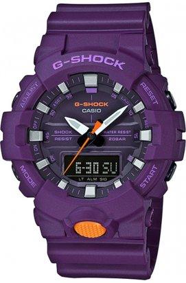 Часы Casio GA-800SC-6AEF мужские наручные Япония