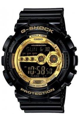 Часы Casio GD-100GB-1E мужские наручные Япония